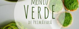 Meniu Verde de Primavara | Adriana Popovici